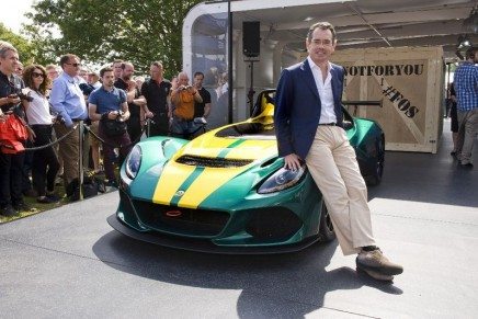 Lotus revealed their fastest and most expensive production vehicle ever