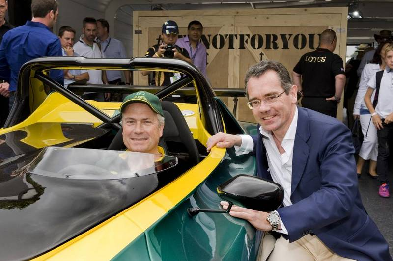 lotus at goodwood festival of speed 2015 - Lotus unveils the all new 3-eleven