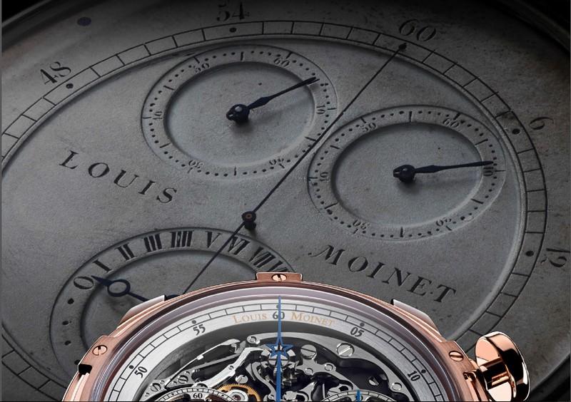 louis moinet memoris watch heritage