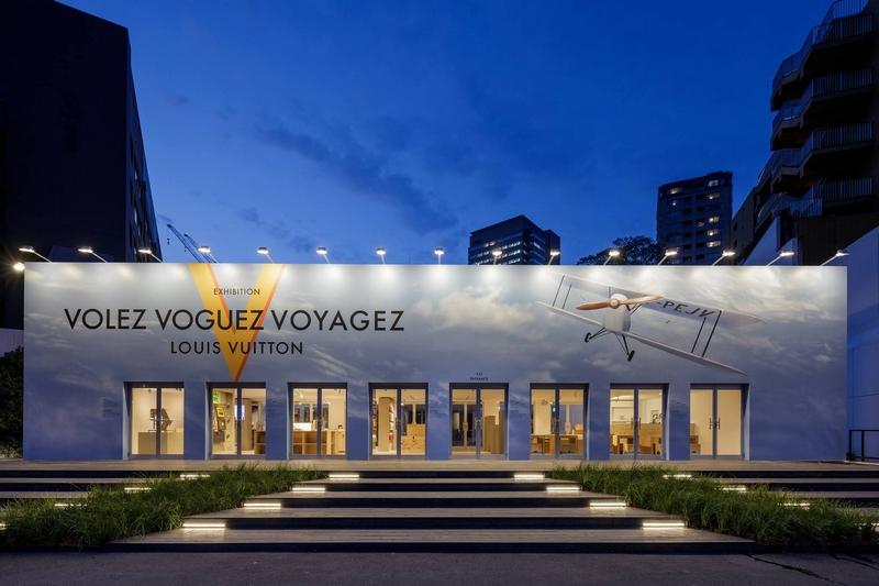 louis vuitton expo tokyo