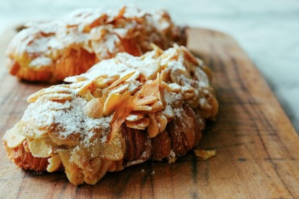 So this is what the 'world's best croissants' look like. But how do they taste?