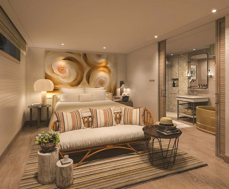 luxury barges in France in 2017 - Belmond Afloat in France-interior -