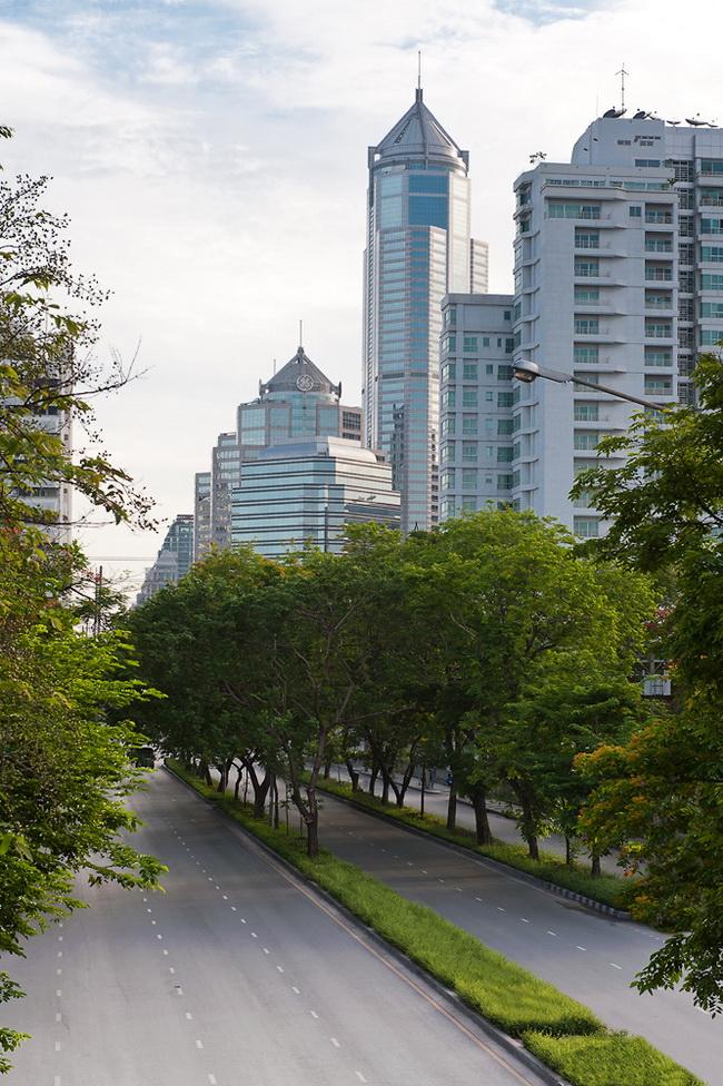 luxury condominium 98 Wireless Bangkok-