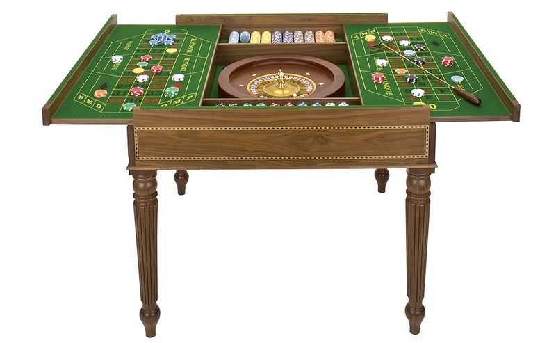 luxury game tables