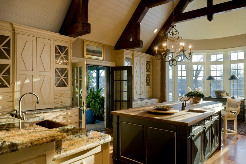 luxury-kitchen-the-traditional-styles