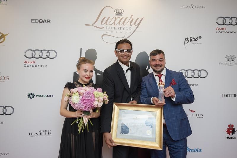 luxury lifestyle awards 2016--