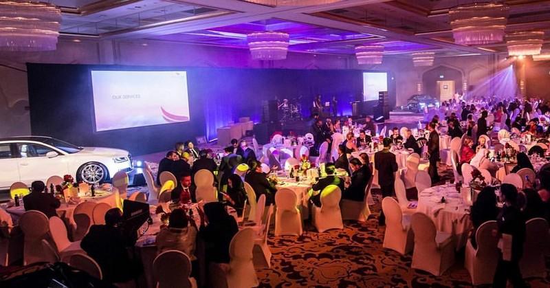 luxury lifestyle awards asia -gala