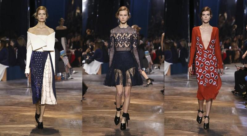 lvmh houses 2016 - Dior SS 2016 - Maisons Christian Dior