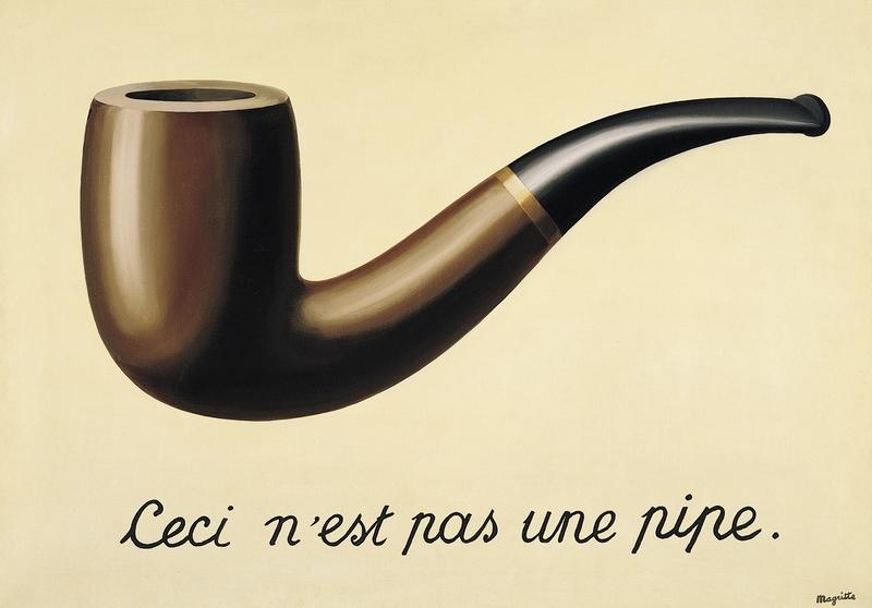 magritte ceci n est pas une pipe