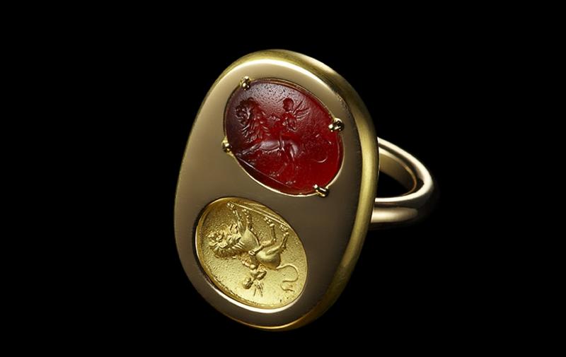 maison auclert ring logo