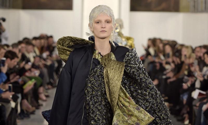 maison margiela john galliano haute couture show 2016