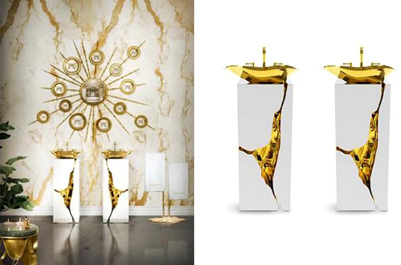 maison valentina  bathroom - simphony luxury bathroom colleciton