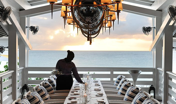 malliouhana-auberge-resort-The Restaurant at Malliouhana