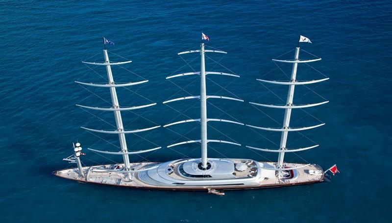 maltese falcon aerial-