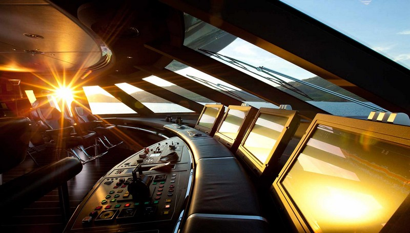 maltese falcon sailing superyacht--