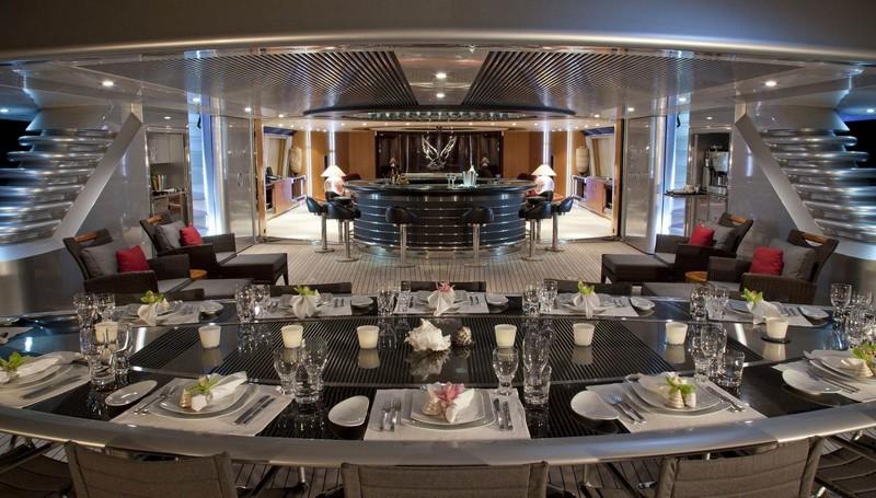maltese falcon sailing superyacht-luxurious interiors
