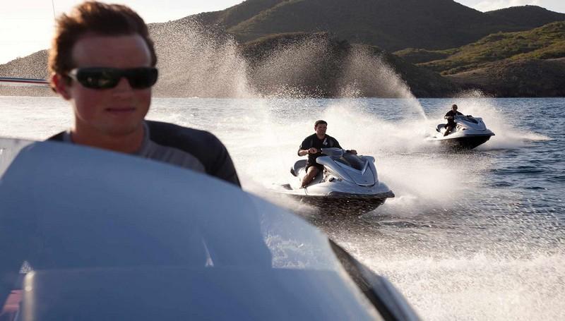 maltese falcon superyacht--water toys