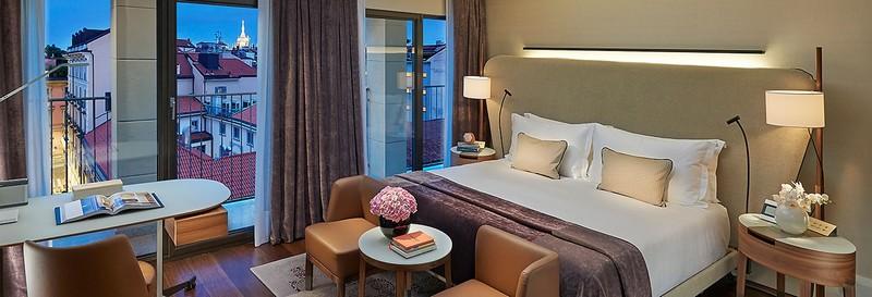 mandarin oriental hotel- room 4