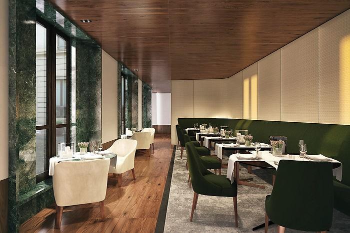 mandarin oriental milan hotel dining