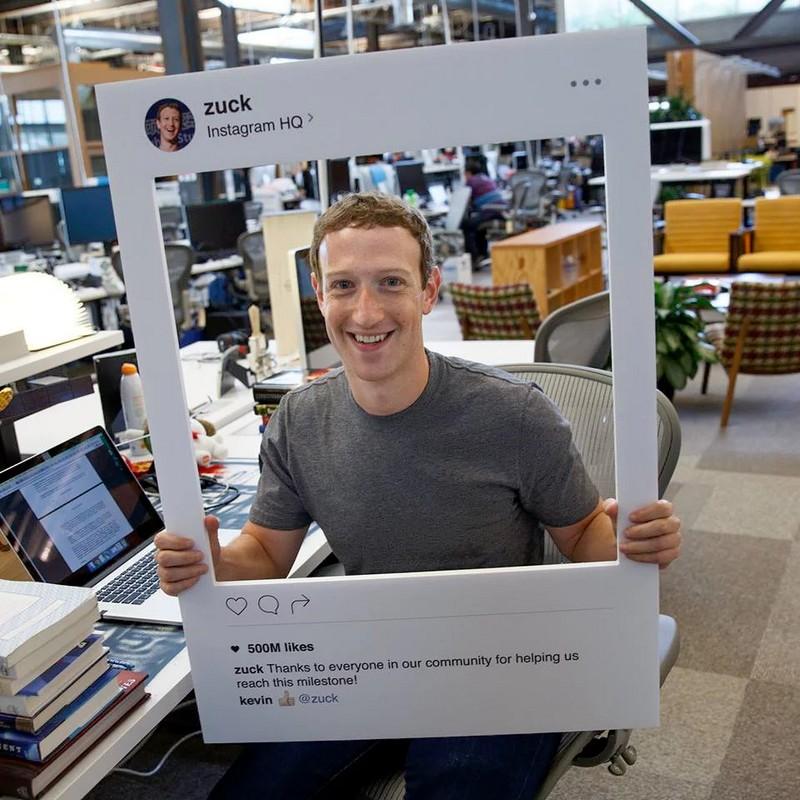 mark zuckerberg insta
