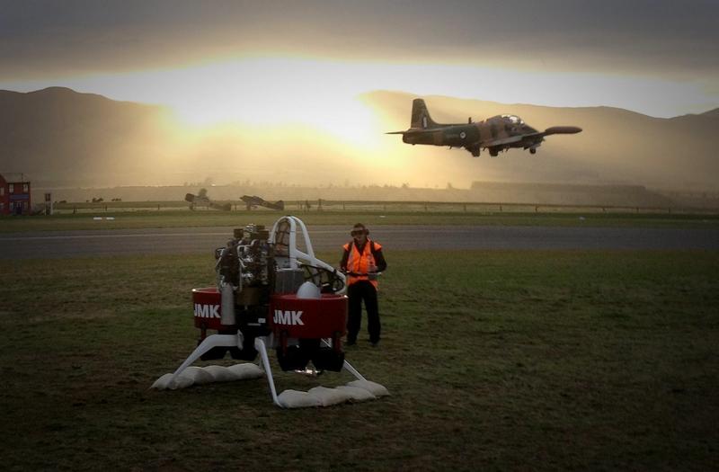 martin jetpack NZ