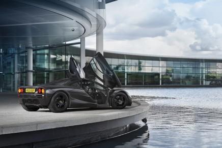 McLaren Automotive opens doors to its secretive design studio