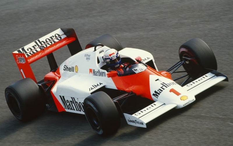 mclaren history - Full Throttle - The endless pursuit of power