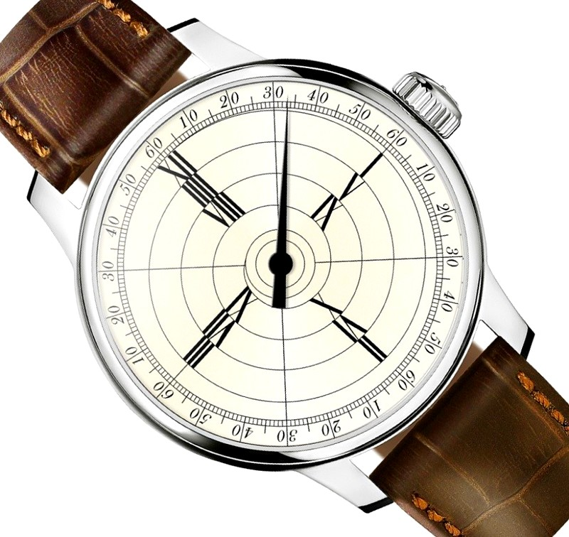 meistersinger benjamin franklin watch 2015-