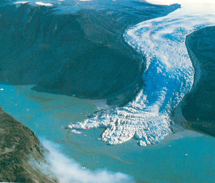melting-glacier