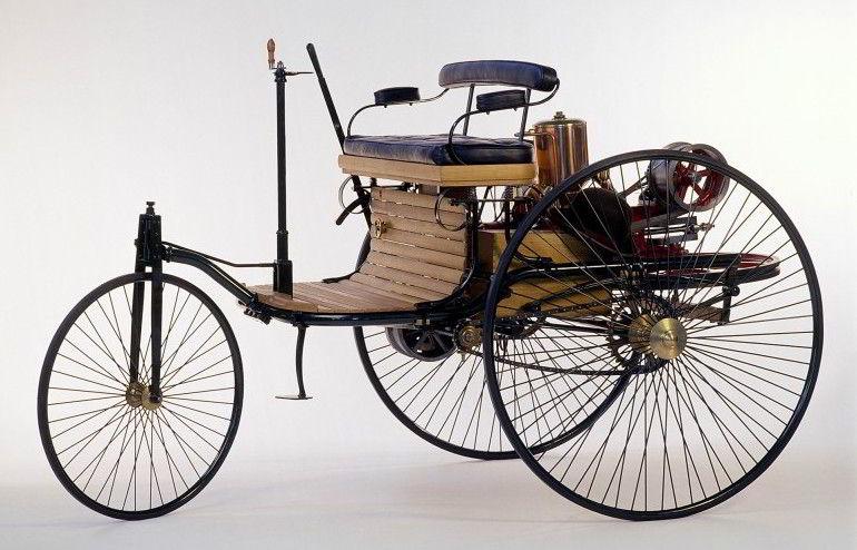 mercedes-benz first cars