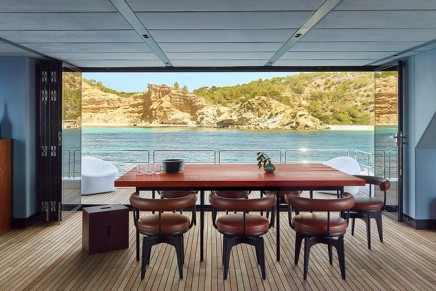 A luxurious floating apartment, this Sunreef Supreme 68 Midori opens new horizons for living at sea