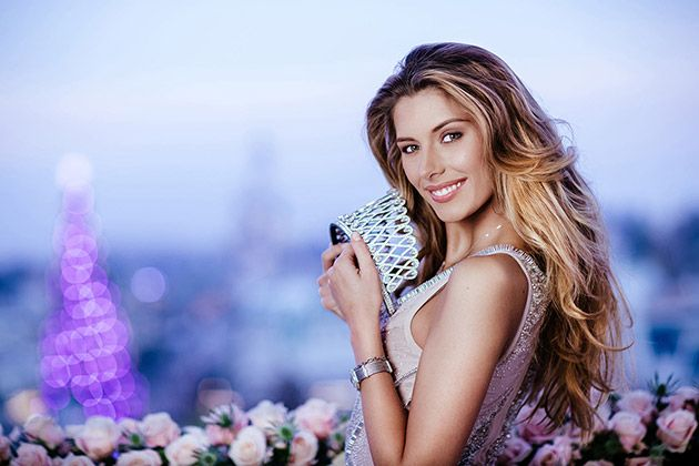 miss france 2015 camille cerf - charriol