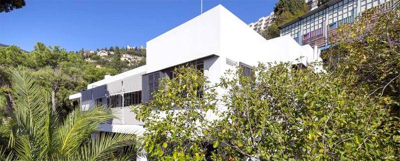 modern architecture lecorbusier house by the sea cap moderne la-villa-e-1027
