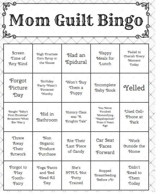 mom-guilt-bingo