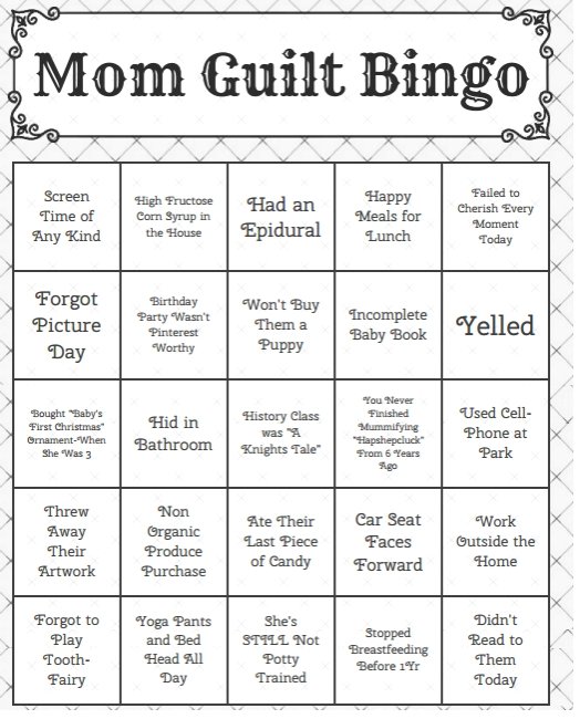 mom-guilt-bingo