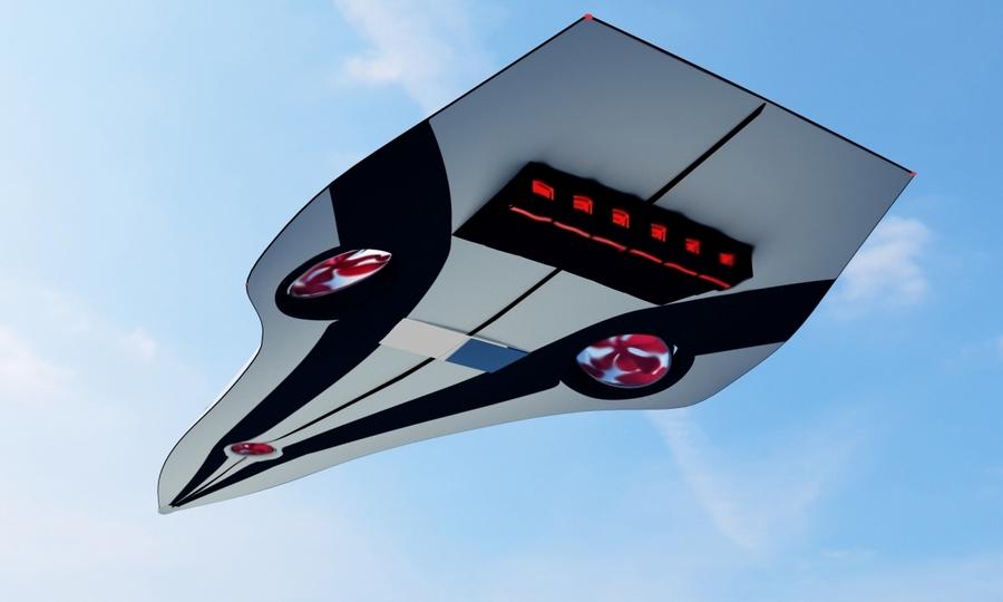 monaco 2050 superyacht project - vasilyklyukin