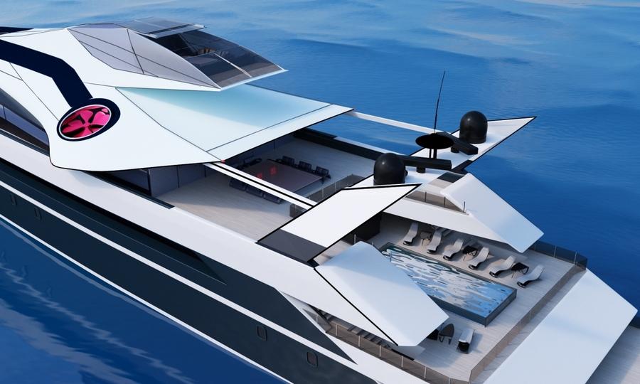 monaco 2050 superyacht project