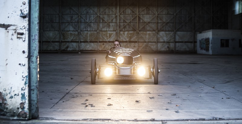 morgan-ev3-car launch