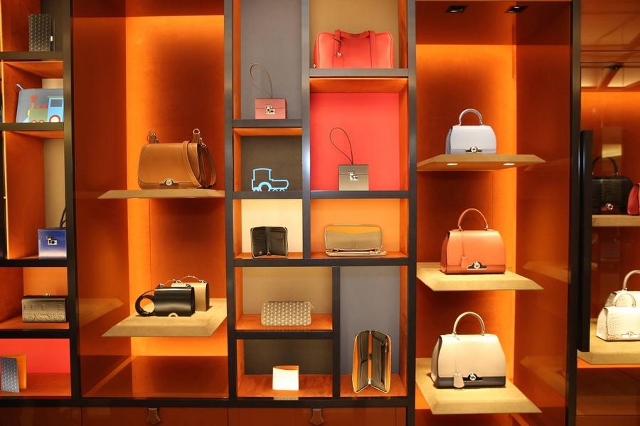 moynatLe Bon Marche Paris France--store