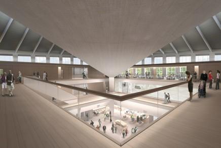 John Pawson: 'I love clear spaces. I love the absolute minimum'