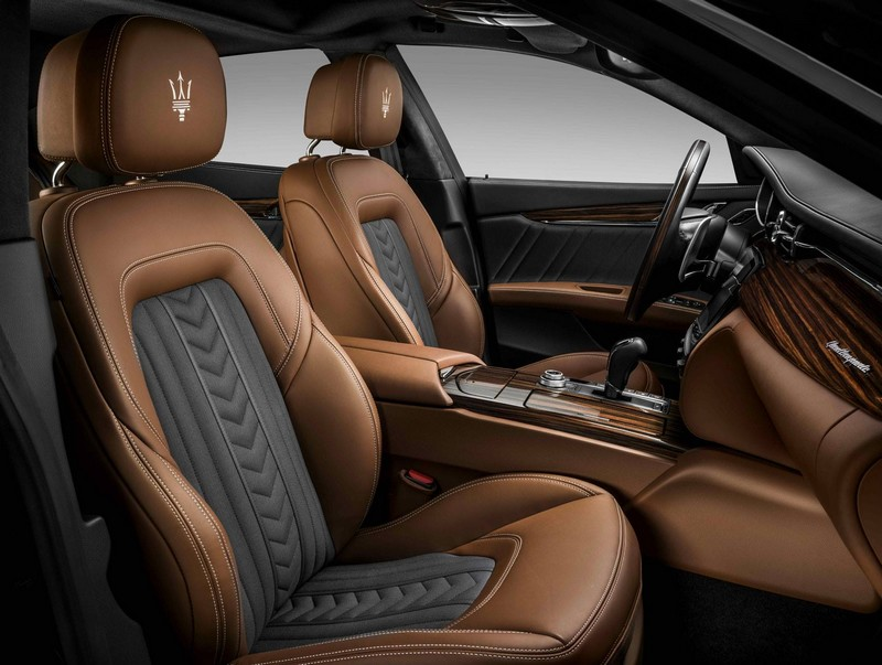 new maserati quattroporte- interior 2luxury2