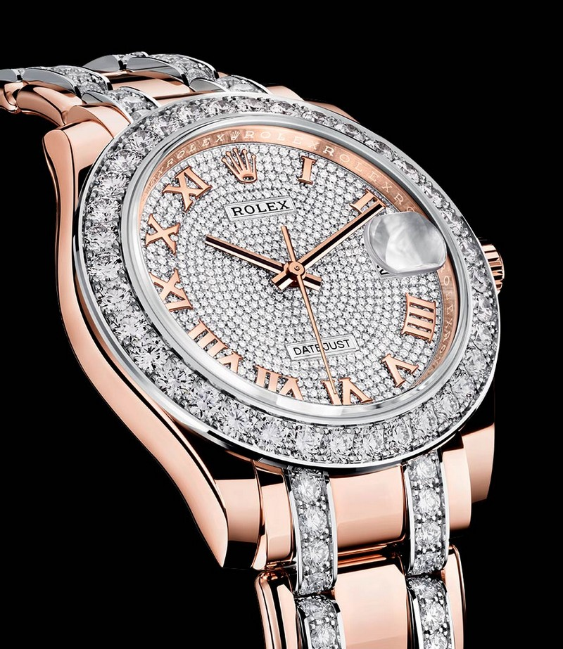 new rolex pearlmaster-39- baselworld 2016-