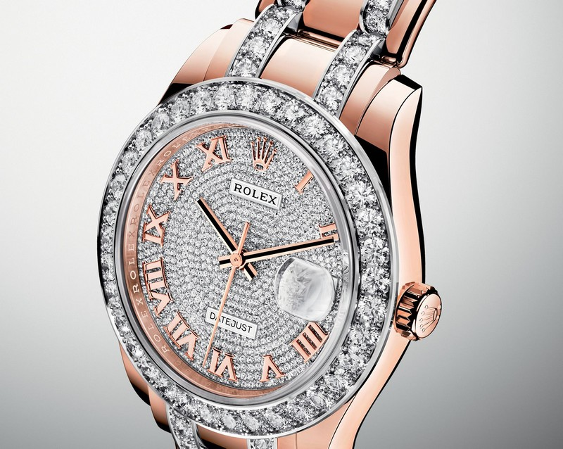 new rolex pearlmaster-39- baselworld 2016 watches