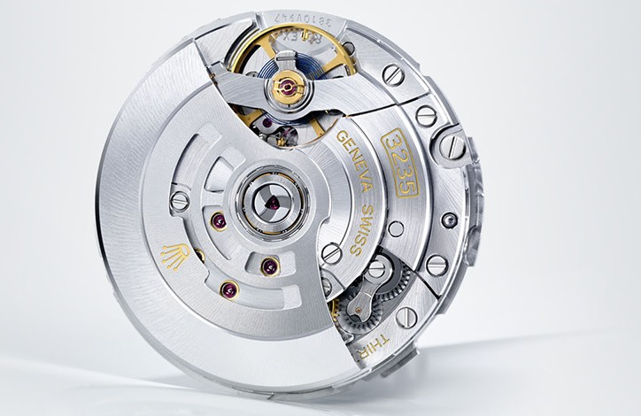 new rolex pearlmaster-39 watch - the movement