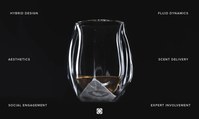 norlan whisky glass-