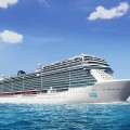 norwegian cruise line ship for ChineseMarket2017