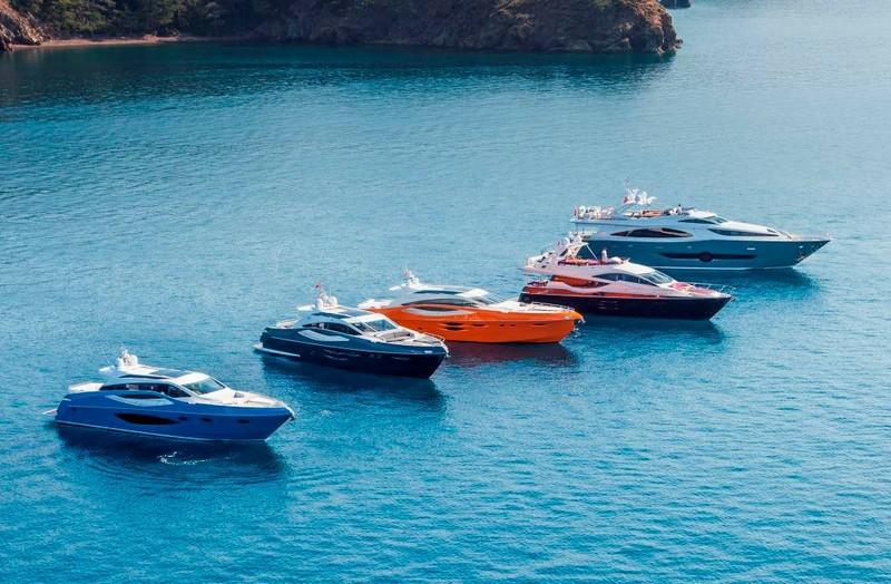 numarine yachts range