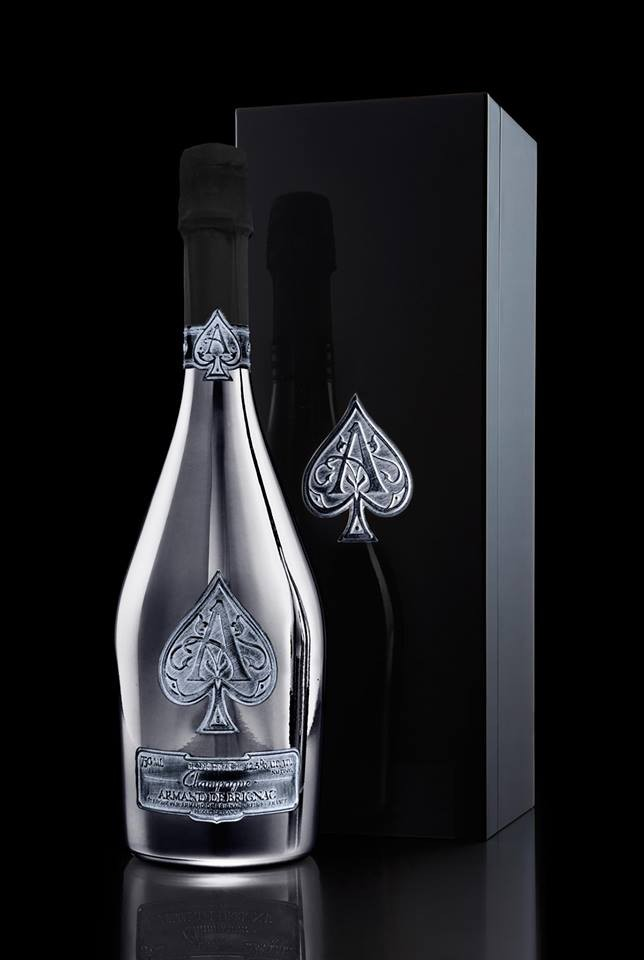 number one #BlancDeNoirs champagne in the world for 2016