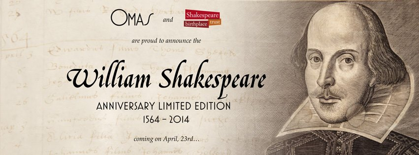 william shakespeare writings
