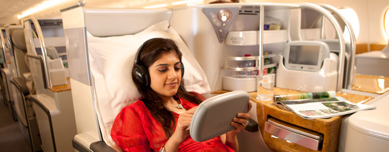 onboard - entertainment